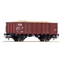 Aktion 67973: Offener Güterwagen der NS mit Rübenbeladung DC