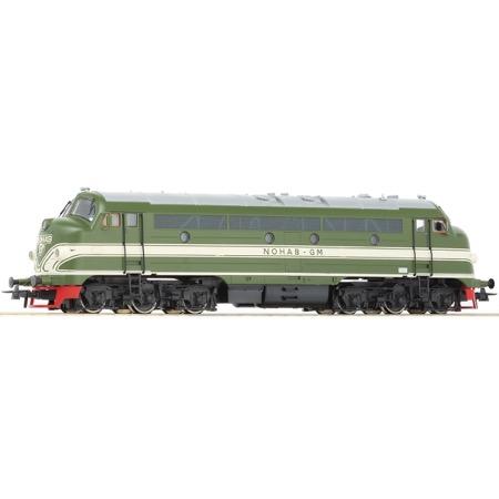 Diesellokomotive Di3a der NSB AC