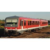 Dieseltrain 628.4 DB-AG   DC-Snd DC