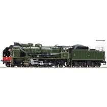 Damplokomotiv 231 E 40 DC