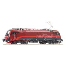ÖBB Railjet 1216 017-4 DC, lyd DC