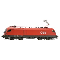 Elektrolokomotive Rh 1116 der ÖBB + Video- Kamera DC