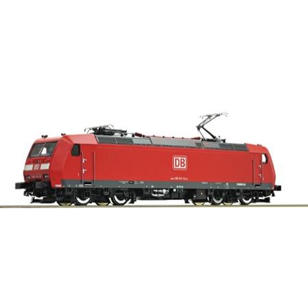 Elloco 185 014 red DB-AG DC