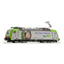 Elektrolokomotive BR 486, BLS Cargo DC