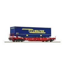 """Einheitstaschenwagen """"LKW Walter"""", DB AG DC"""