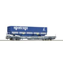 Einheitstaschenwagen, SNCF DC