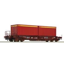 Hoppercar NSB+Container DC