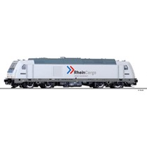 Diesel locomotive class 285  Rhein Cargo DC
