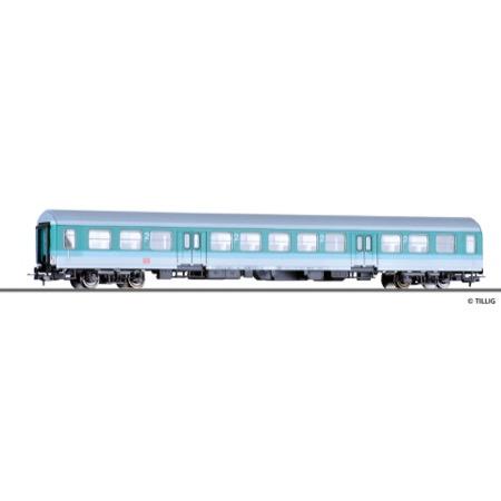 2nd class passenger coach Byu 438