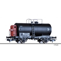 Tank car Zr of the DR