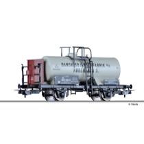 """DSB tankvogn ZE """"Dansk Sojakagefabrik"""""""