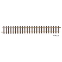 Straight track, length  228 mm