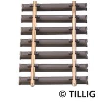 Flex-Skinne stålsveller - 470 mm