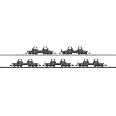 "Wagen-Set ""Coil-Transport"". - SSym 46 DB"