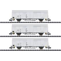 Güterwagen-Set Ibblps, DR  Ep