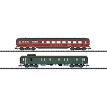 Schnellzugwagen-Set DRB