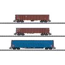 """Güterwagen-Set """"Moderne Deutsche Bundesbahn"""""""