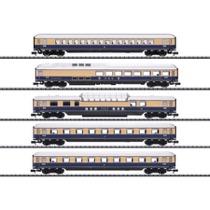 Schnellzugwagen-Set Rheingold