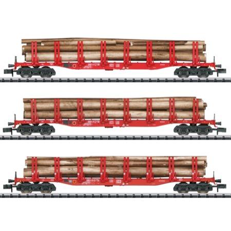 Wagen-Set Gütertransport MHI