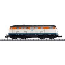 WEG V160 diesellokomotiv DC
