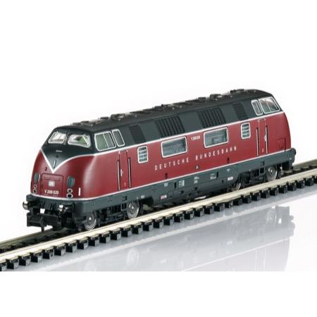 Diesellok V200 020 DB DC