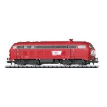 Diesellokomotive Baureihe 218 - BR 218 DC