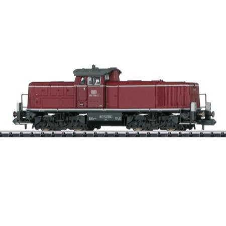 Diesellokomotive Baureihe 290 DC