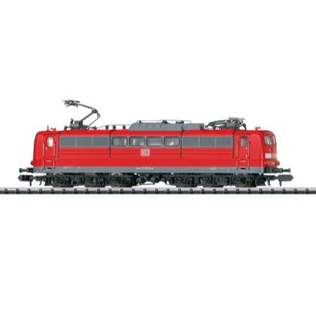 E-Lok BR 151 DB AG m. lyd DC