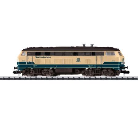 Diesellok 218 460-4 DB AG DC