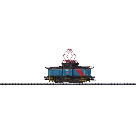 Rangierlokomotive. - Reihe Ue, SJ DC
