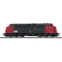 Diesellokomotive MY, DSB, Ep. DC