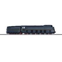 Stromlinien-Schnellzugdampflokomotive mit Schlepptender BR 05 - BR 05, DR DC