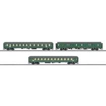 Eilzugwagen-Set 1 - MDyge 986, ABm 225, Bm 234