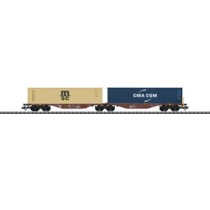 Doppel-Tragwagen CD-Cargo