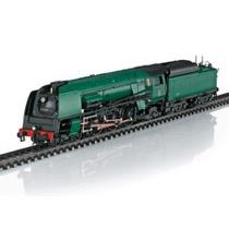 Damplokomotiv Reihe 1 SNCB DC