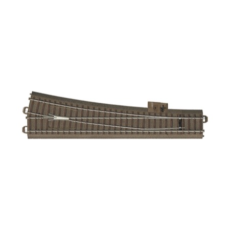Sporskifte langt højre 1114,6 mm