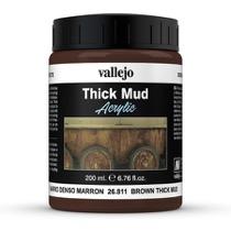 Brun mudder 200 ml