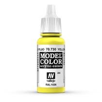 Gelb, Fluoreszierend, 17 ml (nr. 206)