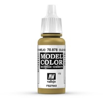 Altgold, Metallic, 17 ml (nr. 173)