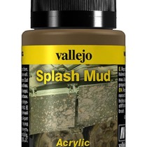 Schlamm-Spritzer, Europa, 40 ml