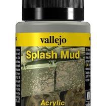 Schlamm-Spritzer, Industrie, 40 ml