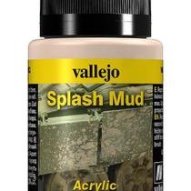 Schlamm-Spritzer, hellbraun, 40 ml