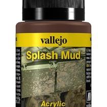 Schlamm-Spritzer, braun, 40 ml