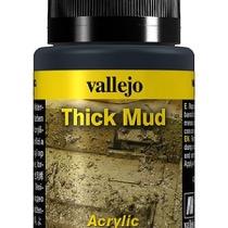 Schlamm, schwarz, 40 ml