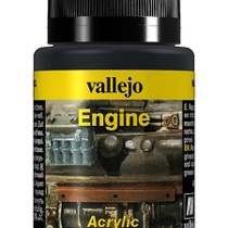 Petroleum-Flecken, 40 ml