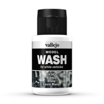 Wash-Colour, weiß, 35 ml