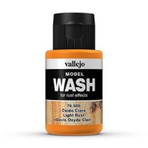 Wash-Colour, heller Rost, 35 ml