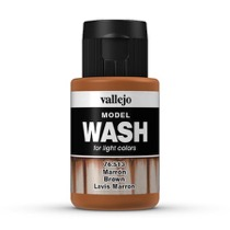 Wash-Colour, braun, 35 ml