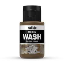 Wash-Colour, Mørkebrun, 35 ml