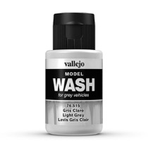 Wash-Colour, hellgrau, 35 ml